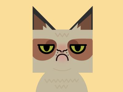 Grumpycat grumpy cat cat