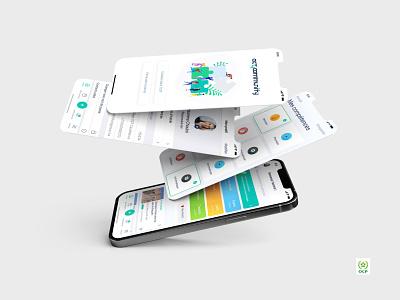 Mobile App iOS minimal app ux mobile ui ios