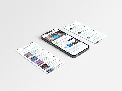 Mobile app iOS cards ui ios ui mobile ui design ux app