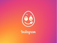 egg instagram