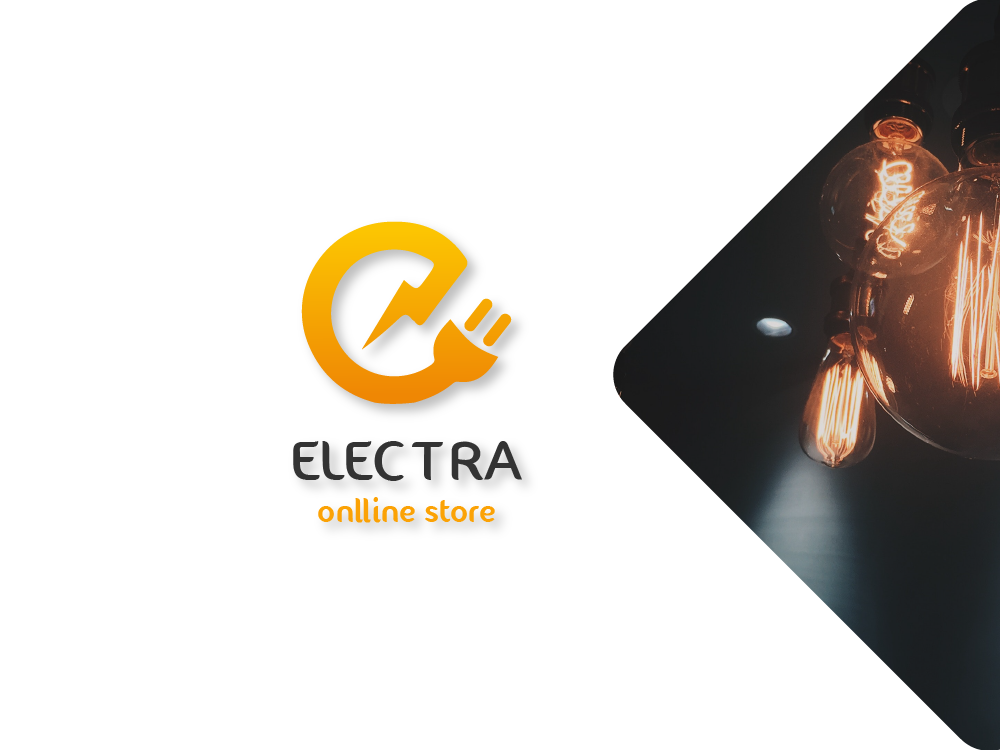 ELECTRA | Logo by Abderahim Hmaidouch on Dribbble