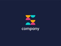 3 Color Logo