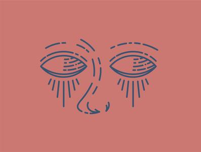 Closed Eyes