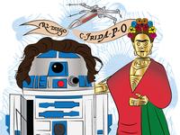 C-Frida-P-O and R2-Diego