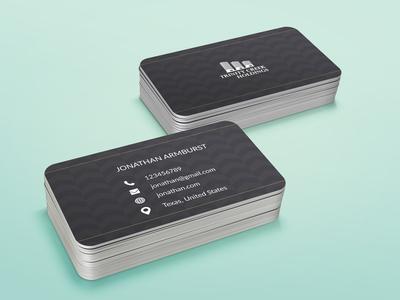 Real estate Logo & Business Card Design