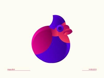 Angry Bird Logo Concept 2019