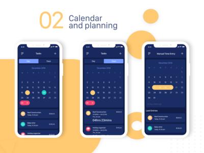 Work Timer Mobile App 02