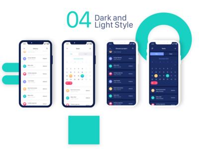 Work Timer Mobile App 04