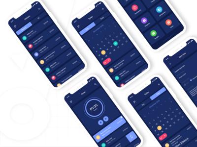 Work Timer Mobile App Promo