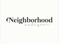 """Goods from the 'Hoods"" - Neighborhood Antiques"