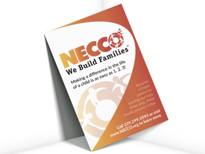 Necco Flyer Design