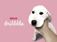 Hi Dribbble!!