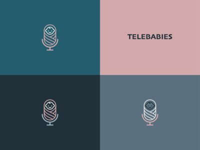 Logo Design for Telebabies