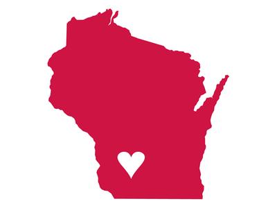 We love Wisconsin!