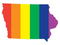 Iowa pride!
