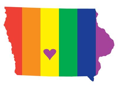 Des Moines pride!