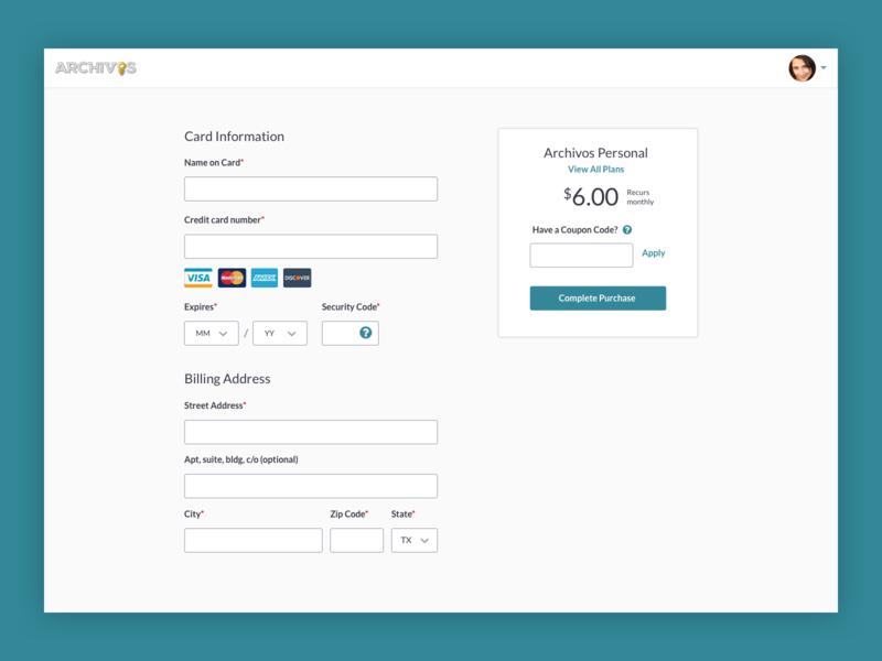 Archivos Payment Screen credit card payments interaction design ui design ui ux