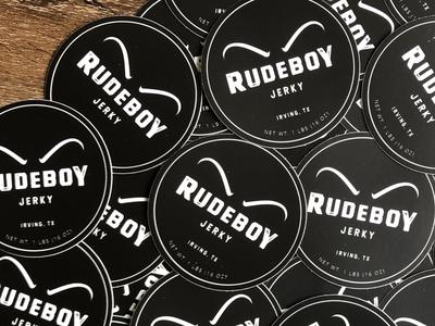Rudeboy Stickers
