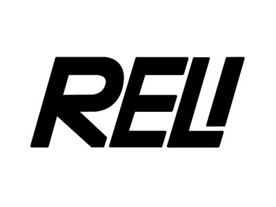 Reli Clothing not a font reli clothing branding logo brand