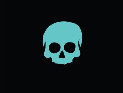 ReBrand Pt 1 #SKULL brand icon illustrator branding design logo illustration vector