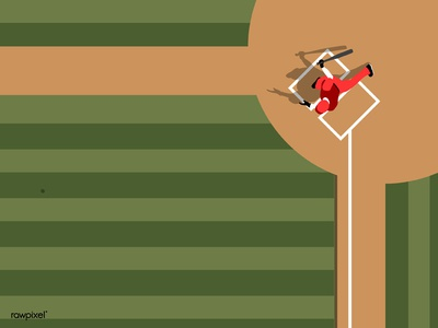 Sports Illustrations Top View