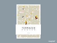 Terrazzo Pattern Vector Set