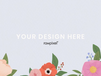 Colorful Flowers Vector Set colorful flower blossom beautiful cute graphic design illustration vector