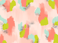 Abstract Digital Pattern