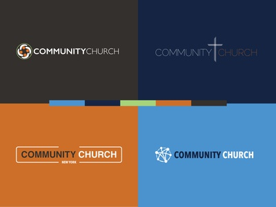 Community Church Logo Ideas 2