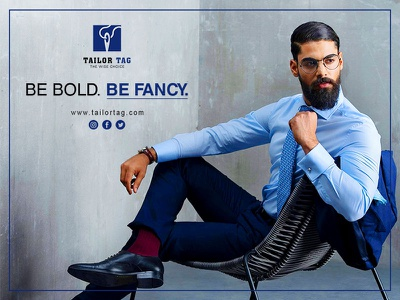 be bold be fancy branding fashion typography socialmedia fashion brand