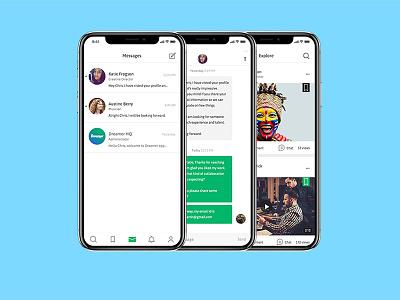 mobile app app ux ui design