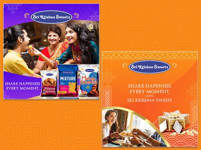 Sri Krishna sweets-Social media post