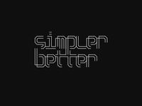 simpler/better