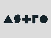 Astro wordmark