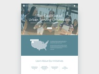 USU site redesign
