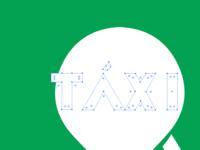 Táxi logo shot