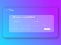 Tripp. - Search Inputs