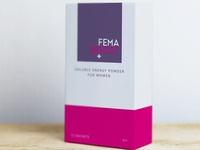 Femaboost brand and packaging