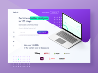 Daily UI Challenge Day #100