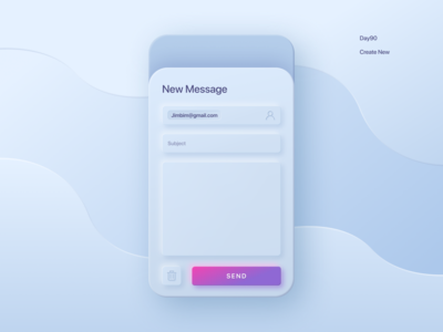 Daily UI Challenge Day #90