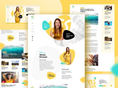 Responsive website & Logo - Project Managment Website