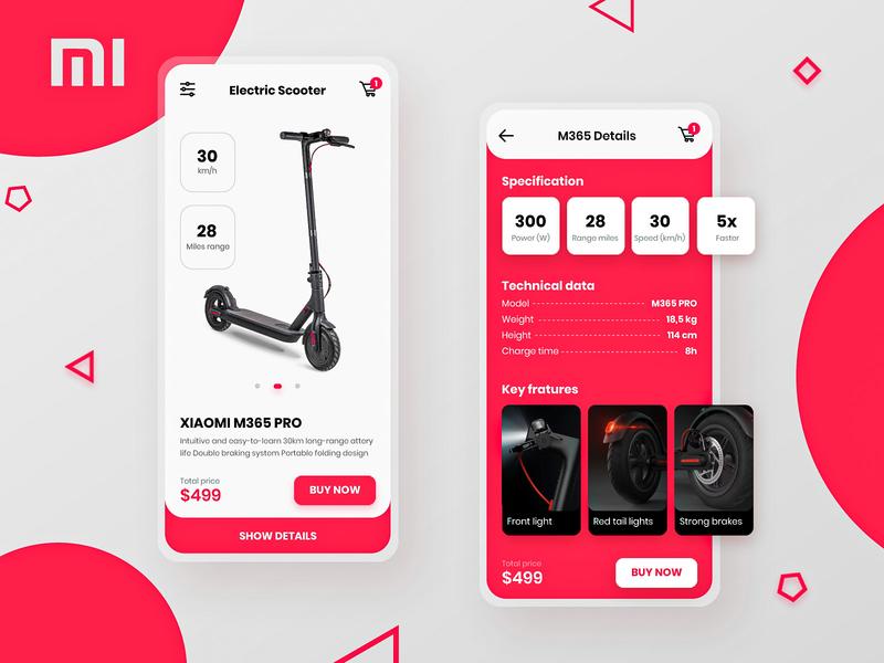 Xiaomi Mi App Concept (Free Adobe XD) download website concept web mobile app design mobile uxui website uidesign uxdesign designer marketing site web design xiaomi mobile design mobile app responsive interface design ux ui