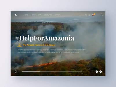 Help For Amazonia! - Design for Amazon