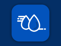Water icon for upcoming filter app