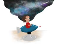 Rocket Man - Little Dreamers