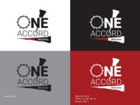 One Accord Ministries Logo Design