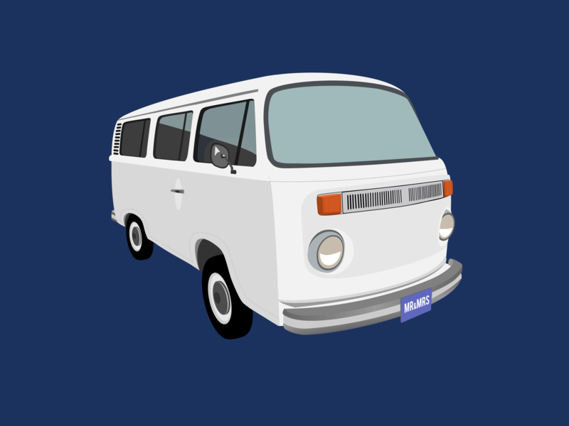 Kombi vector illustration