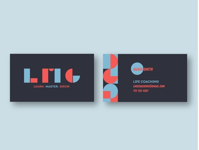 LMG Business Card