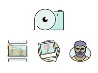 Photography App Icons