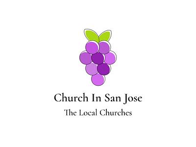 Church Logo Version A figma web 100dayschallenge visual illustration 100daysofillustration design vector branding logo